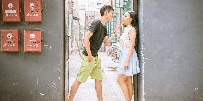 情侣图片:另一半,不可割舍